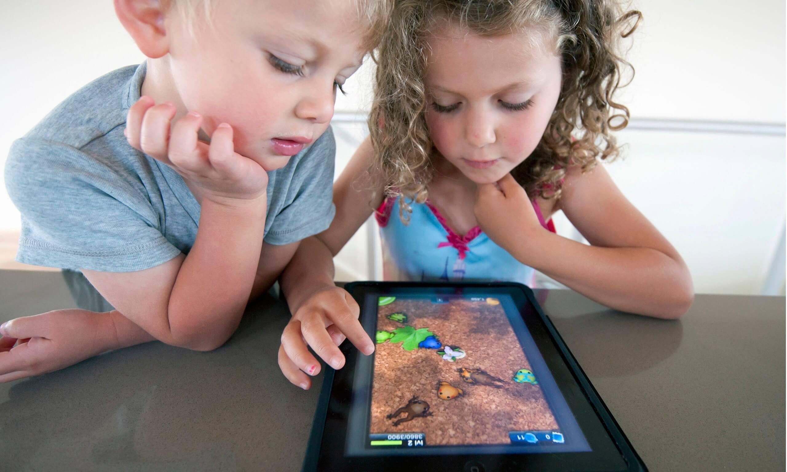 Digital games for kids